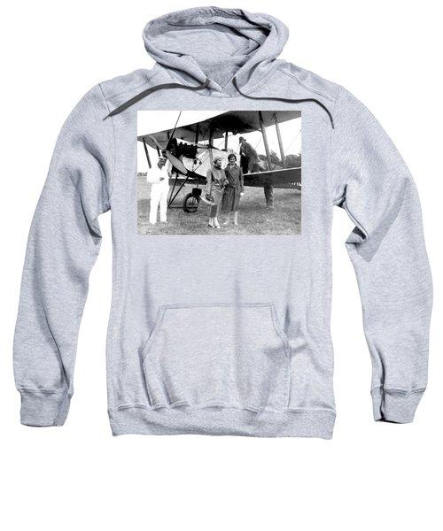 Biplane Passenger Service Sweatshirt