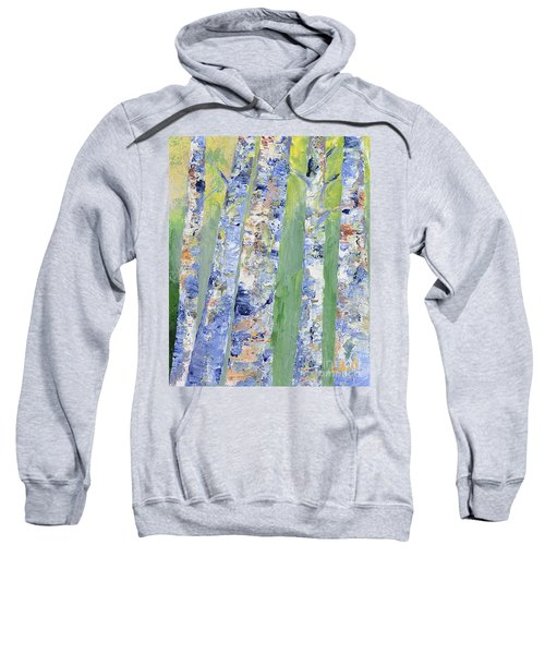 Birches Sweatshirt