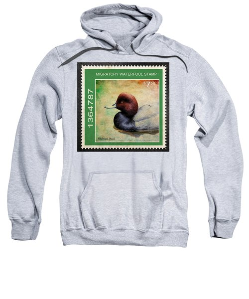 Bird Stamp Sweatshirt