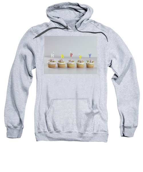 Birthday Cupcakes Sweatshirt
