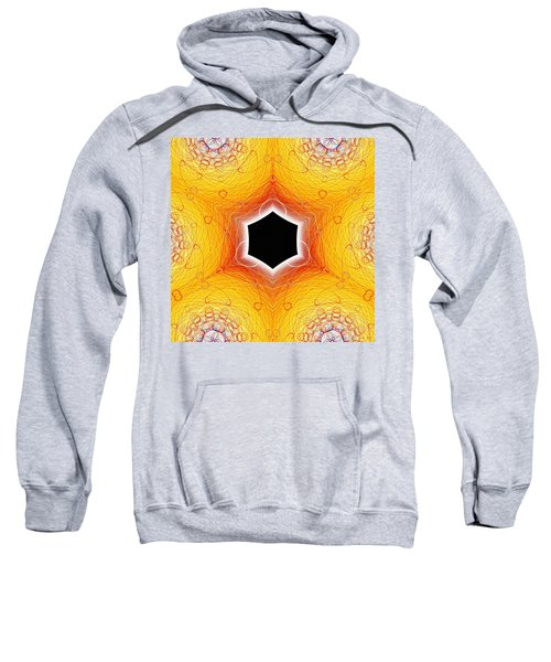 Black Cube Sweatshirt