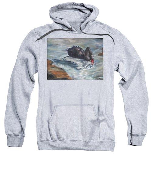 Black Elegance Sweatshirt