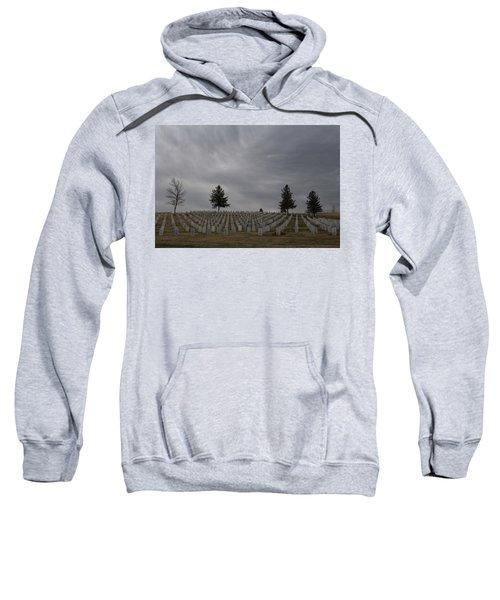 Black Hills Cemetery Sweatshirt