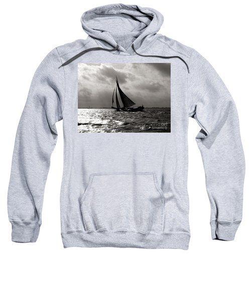 Black Sail Sunset Sweatshirt