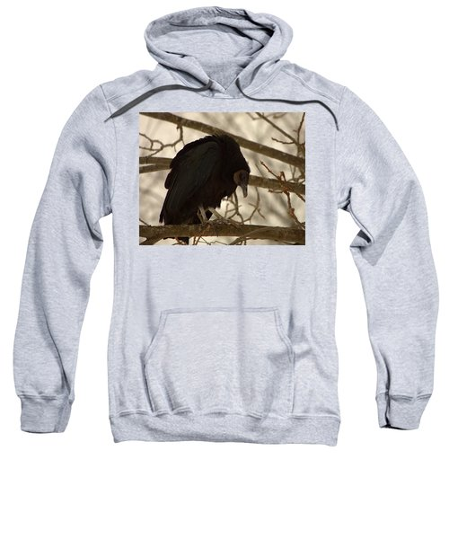 Black Vulture 4 Sweatshirt