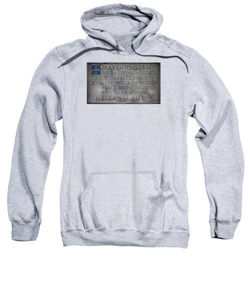 Blessing Sweatshirt by Stephen Stookey
