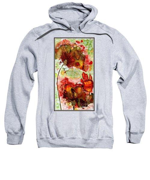 Blooming Impressions.. Sweatshirt