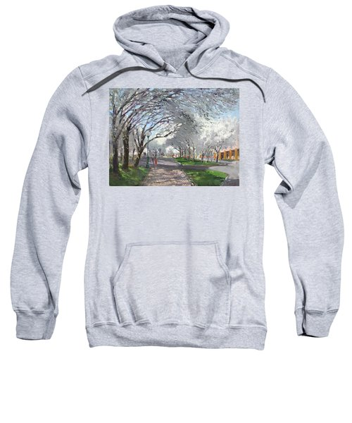 Blooming In Niagara Park Sweatshirt