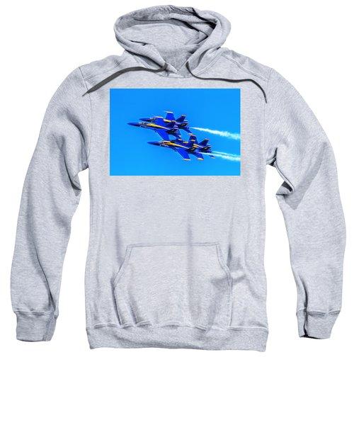 Blue Angels Glow Sweatshirt