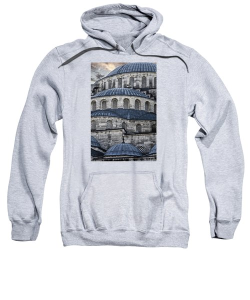 Blue Dawn Blue Mosque Sweatshirt