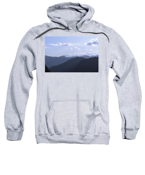 Blue Mountains Sweatshirt