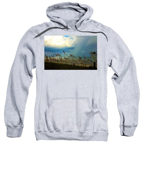 Blue Sky Above Sweatshirt