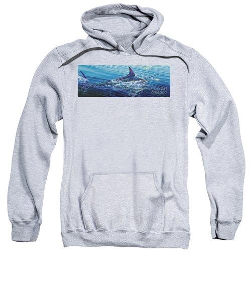 Blue Tranquility Off0051 Sweatshirt