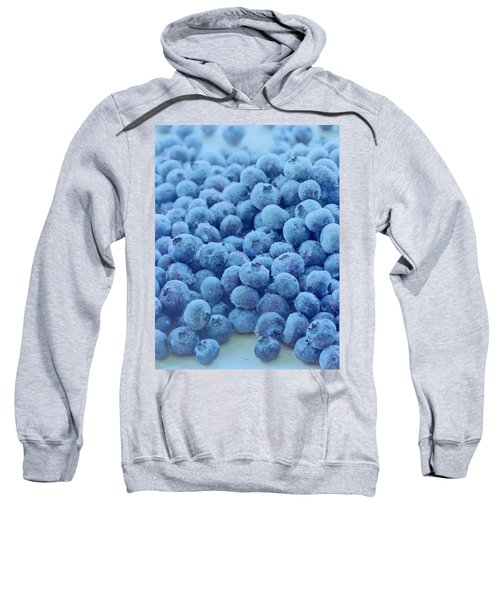 Blueberries Sweatshirt