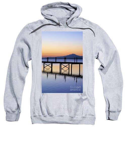 Boardwalk Sunrise Sweatshirt