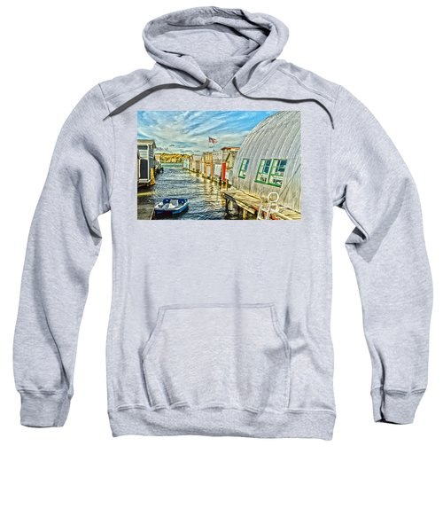 Boathouse Alley Sweatshirt