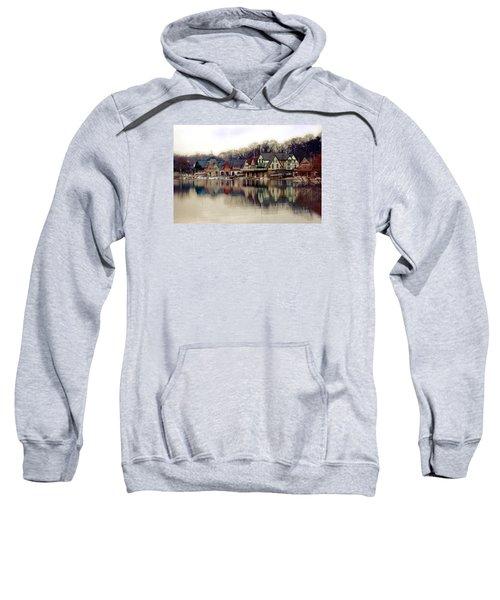 Boathouse Row Philadelphia Sweatshirt