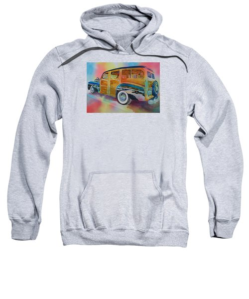Boca Classic 42 Woody Sweatshirt