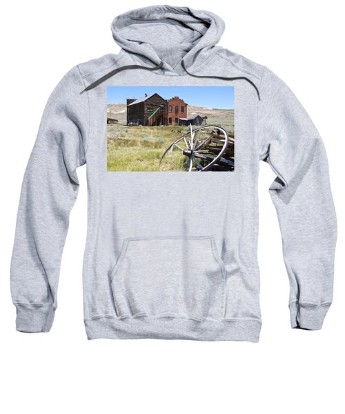 Bodie Ghost Town 3 - Old West Sweatshirt