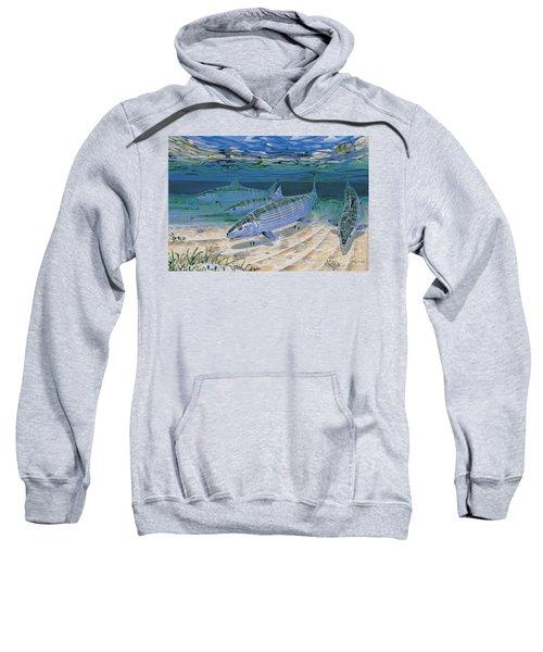 Bonefish Flats In002 Sweatshirt