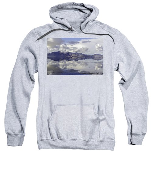 Bonneville Salt Flats Sweatshirt