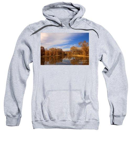 Bosque Del Apache Reflections Sweatshirt