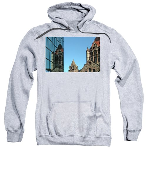 Boston Unity Reflected 2853 Sweatshirt