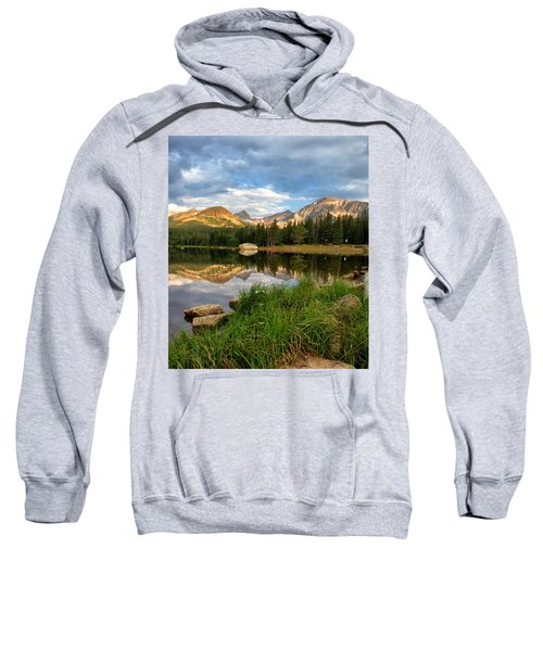 Brainard Lake Reflections Sweatshirt