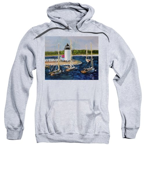 Brant Lighthouse Nantucket Sweatshirt