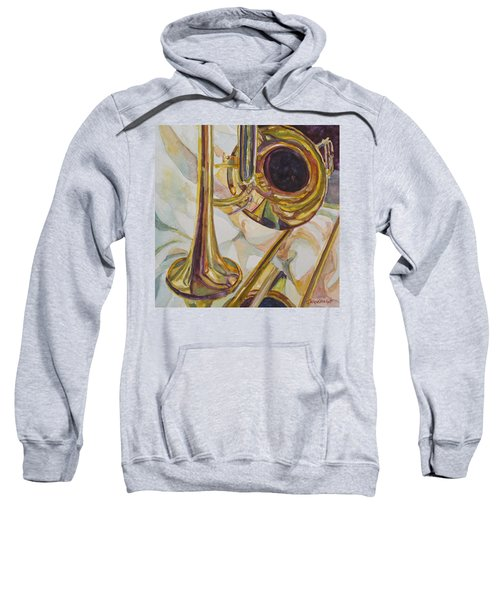 Brass At Rest Sweatshirt
