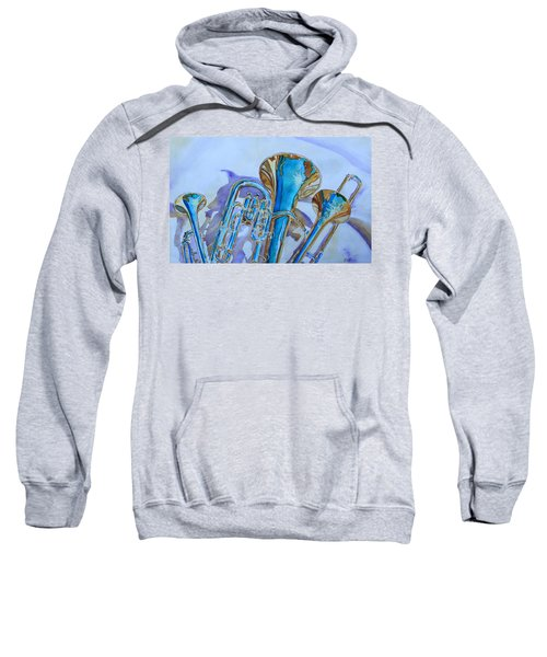 Brass Candy Trio Sweatshirt