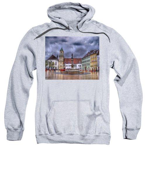 Bratislava Old Town Hall Sweatshirt