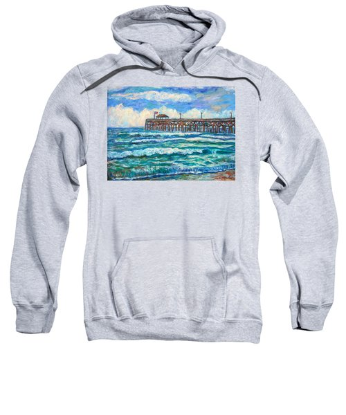 Breakers At Pawleys Island Sweatshirt