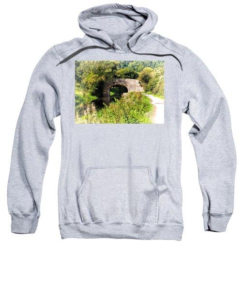 Bridge Over Still Waters Sweatshirt