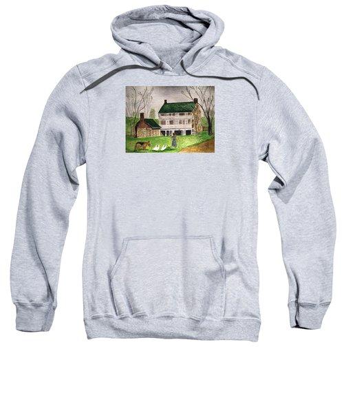 Bringing Home The Ducks Sweatshirt
