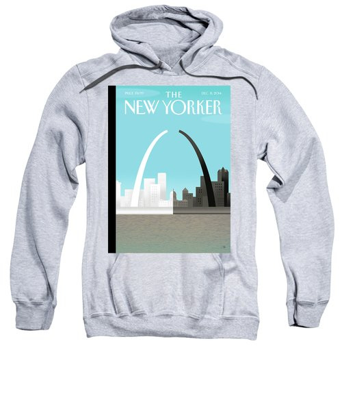 Broken Arch. A Scene From St. Louis Sweatshirt