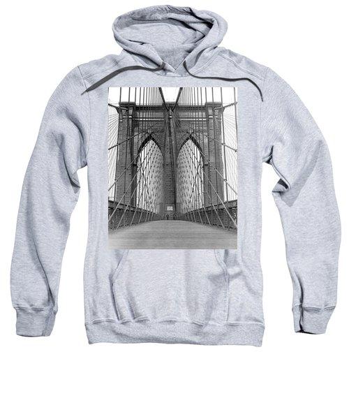 Brooklyn Bridge Promenade Sweatshirt