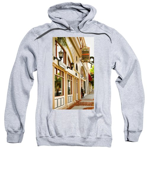 Brown Bros Building Sweatshirt