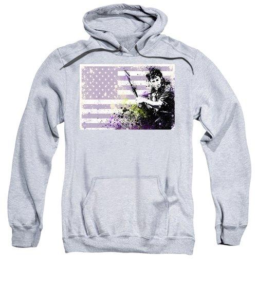 Bruce Springsteen Splats Sweatshirt