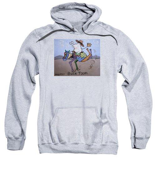 Buck Tooth Sweatshirt