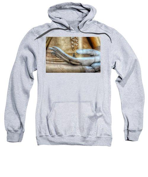 Buddha's Hand Sweatshirt