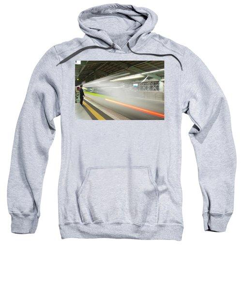 Bullet Train Sweatshirt