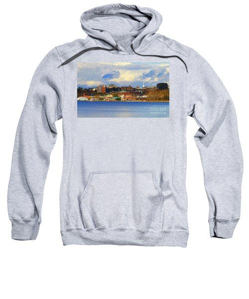 Burlington Vermont Lakefront Sweatshirt