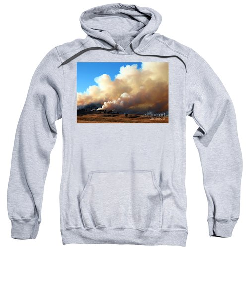 Burning In The Black Hills Sweatshirt