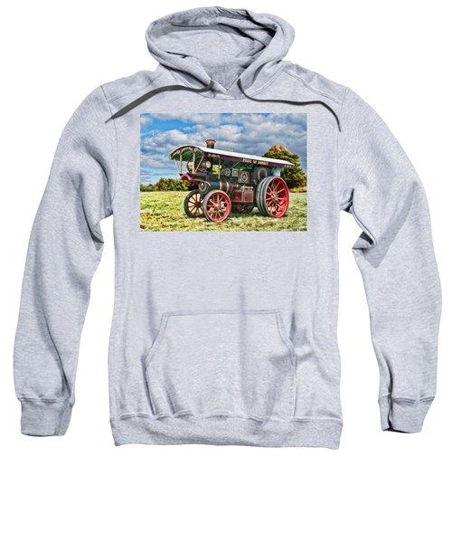 Burrell Showmans Engine Sweatshirt