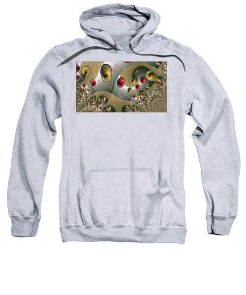 Butterfly Storm Sweatshirt