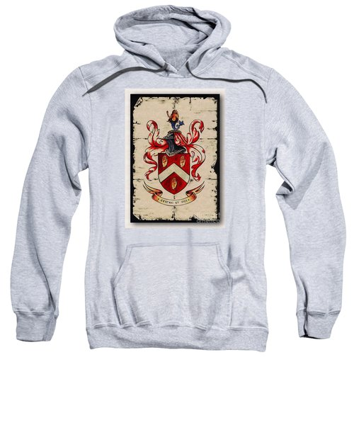Byrne Coat Of Arms Sweatshirt