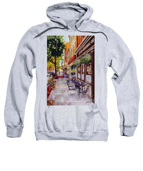 Cafe Nola Sweatshirt