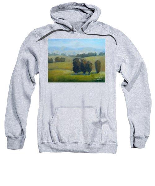 California Hills Late February Sweatshirt
