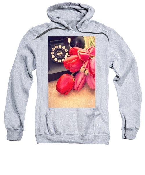 Call Me My Love Sweatshirt